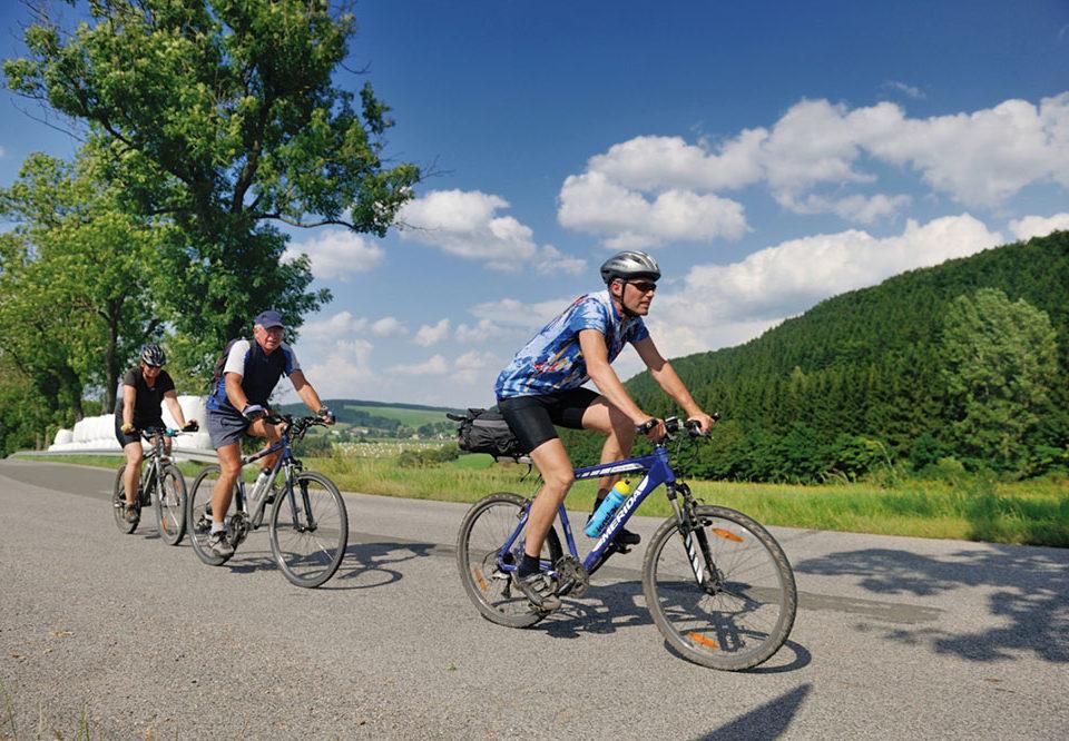 Cykloturistika v Kladském pomezí