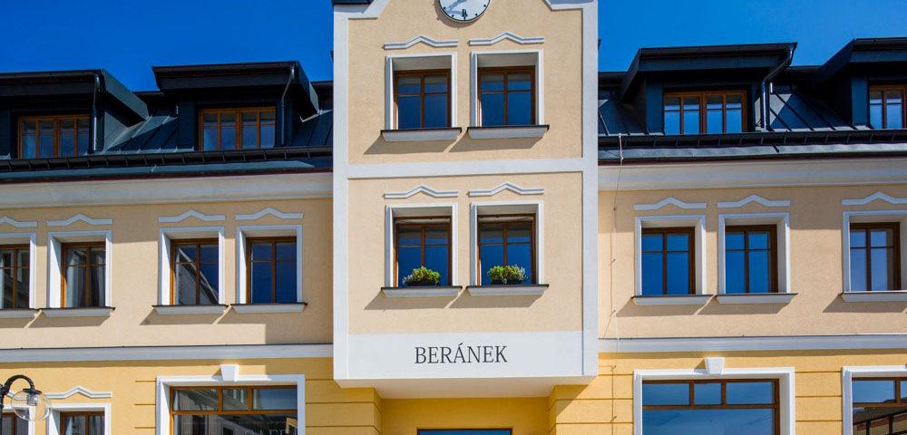 Senior dům Beránek Úpice