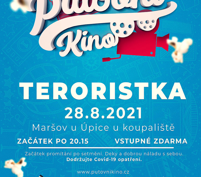 Putovní kino – Teroristka
